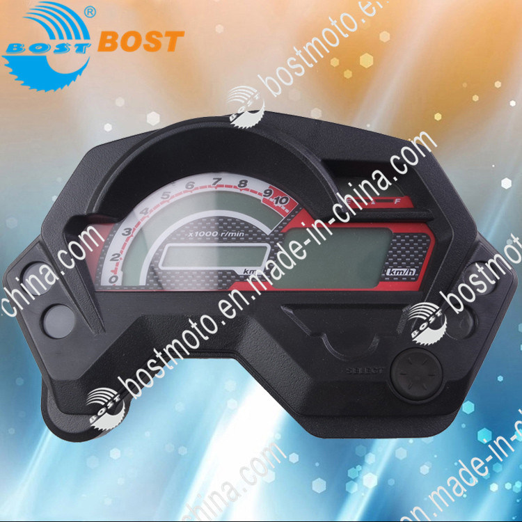 Strong Waterproof Ability Motorcycle Spare Parts Digital Speedometer/Instrument