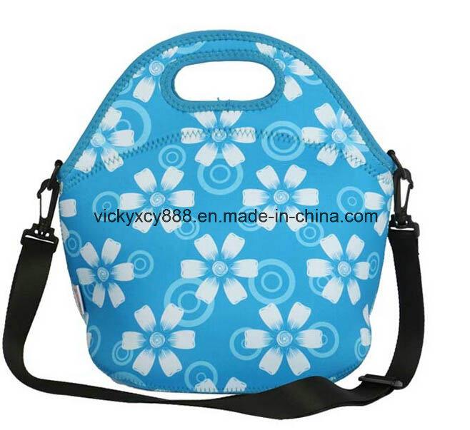 Neoprene Children Waterproof Picnic Cooler Luch Bag (CY3324)