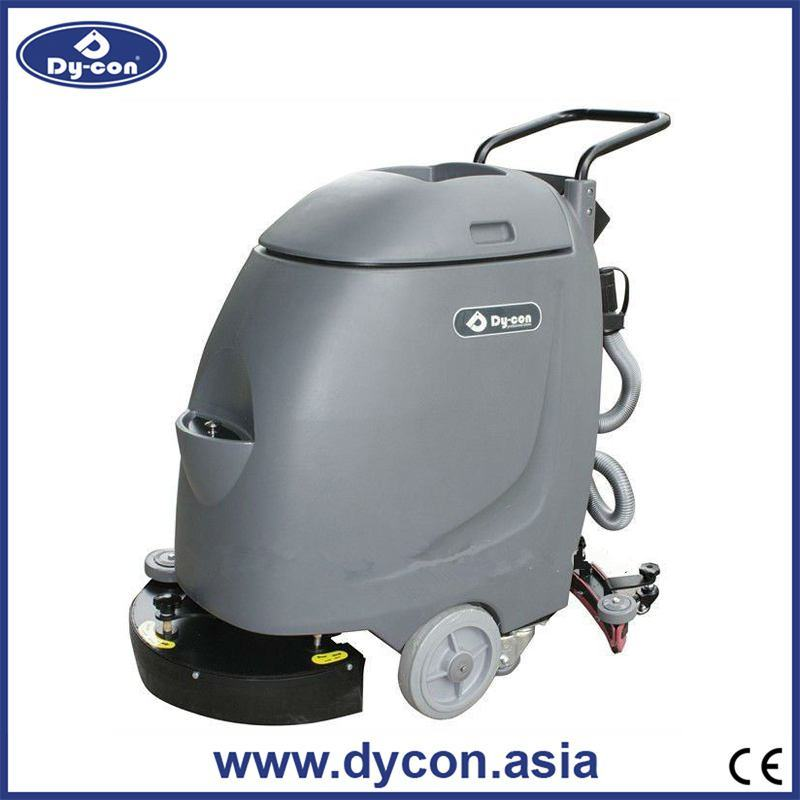 Electric Wire Floor Scrubber with CE Certification
