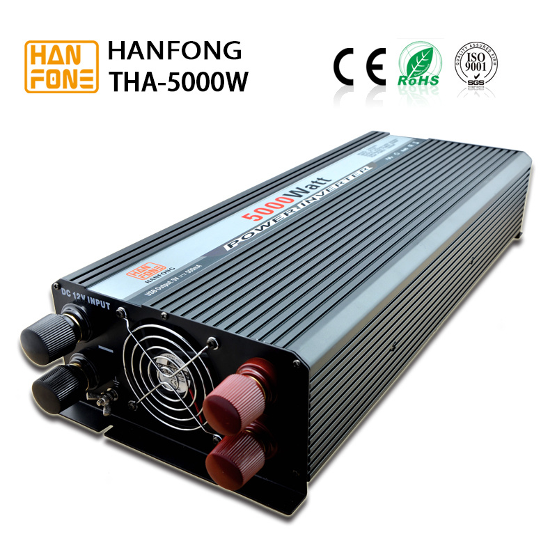 Frequency 150-5000W Solar Panel DC AC Power Inverter for Solar System (THA5000)