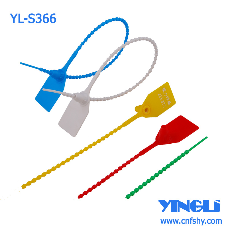 360mm Fire Reistance Self Locking Plastic Security Seal