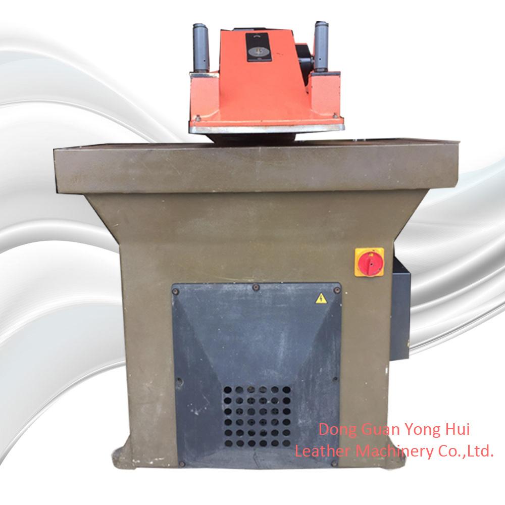 Used Italy Atom Hydraulic Swing Arm Leather Die Cutting Machine (SE25)