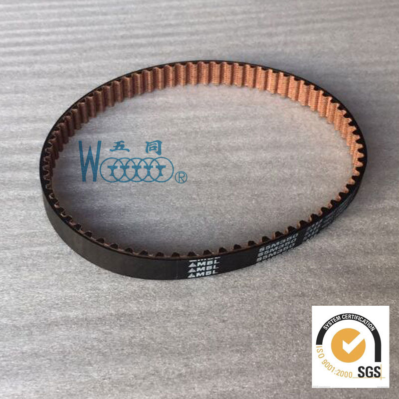 Curved Teeth Synchronous Belt