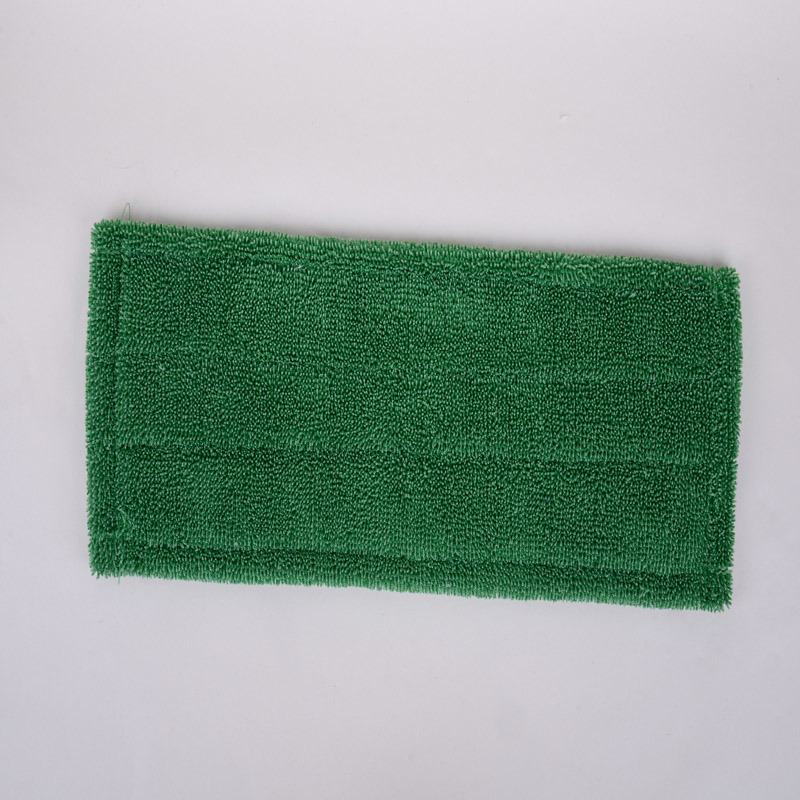 Microfiber Cleaning Mop Head, Dark Green, Do Not Shed, Do Not Fade, Beautiful, Durable