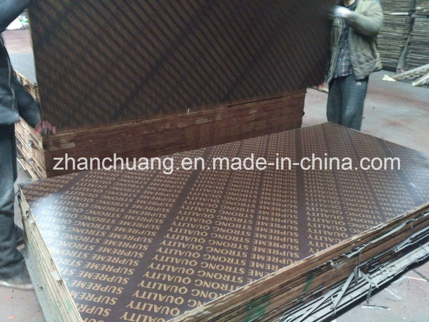 materials poplar wood. China 4ftx8FT 18mm Thickness All Poplar Material Brown Film Faced Plywood With Customized Brand Name - Two Time Hot Press, Construction Materials Wood