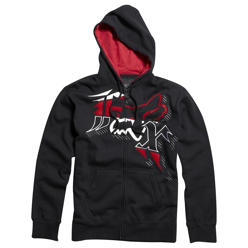 Custom High Quality Zip Hoodie Black Hooded Jacket (H021W)