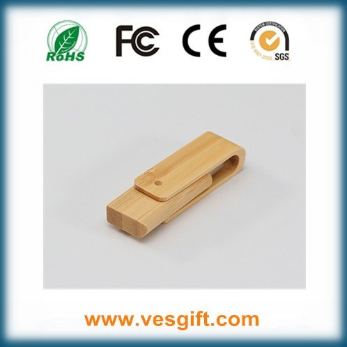 USB Flash Stick Cute Wooden USB Flash Driver Memory Stick
