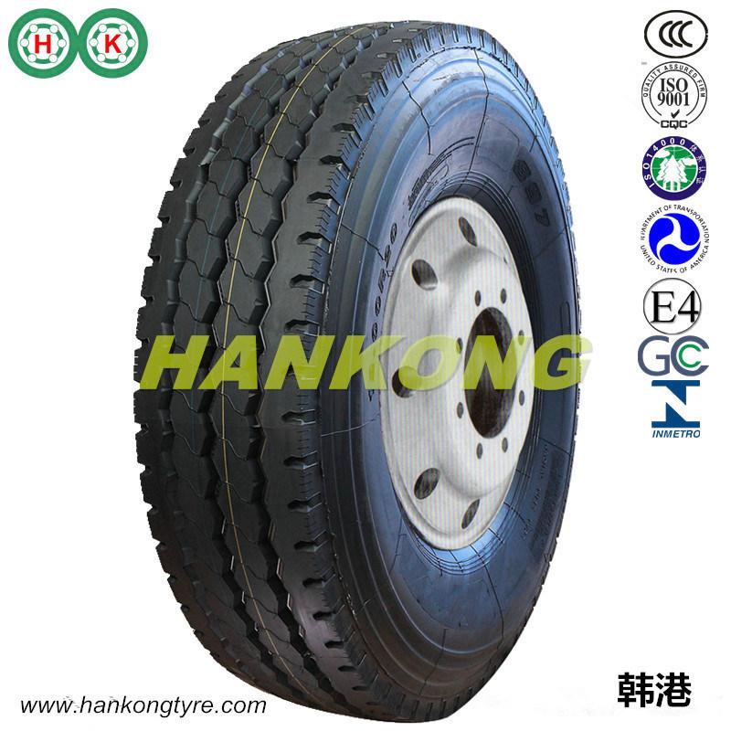 Inner Tube Tyre Wheels Radial Truck Tyre TBR Tyre