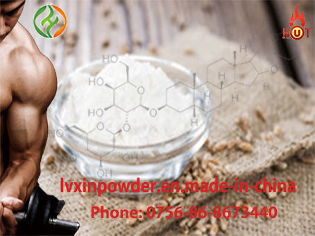Steroidhormone 17-Methyltestosterone for Building Power CAS 58-18-4