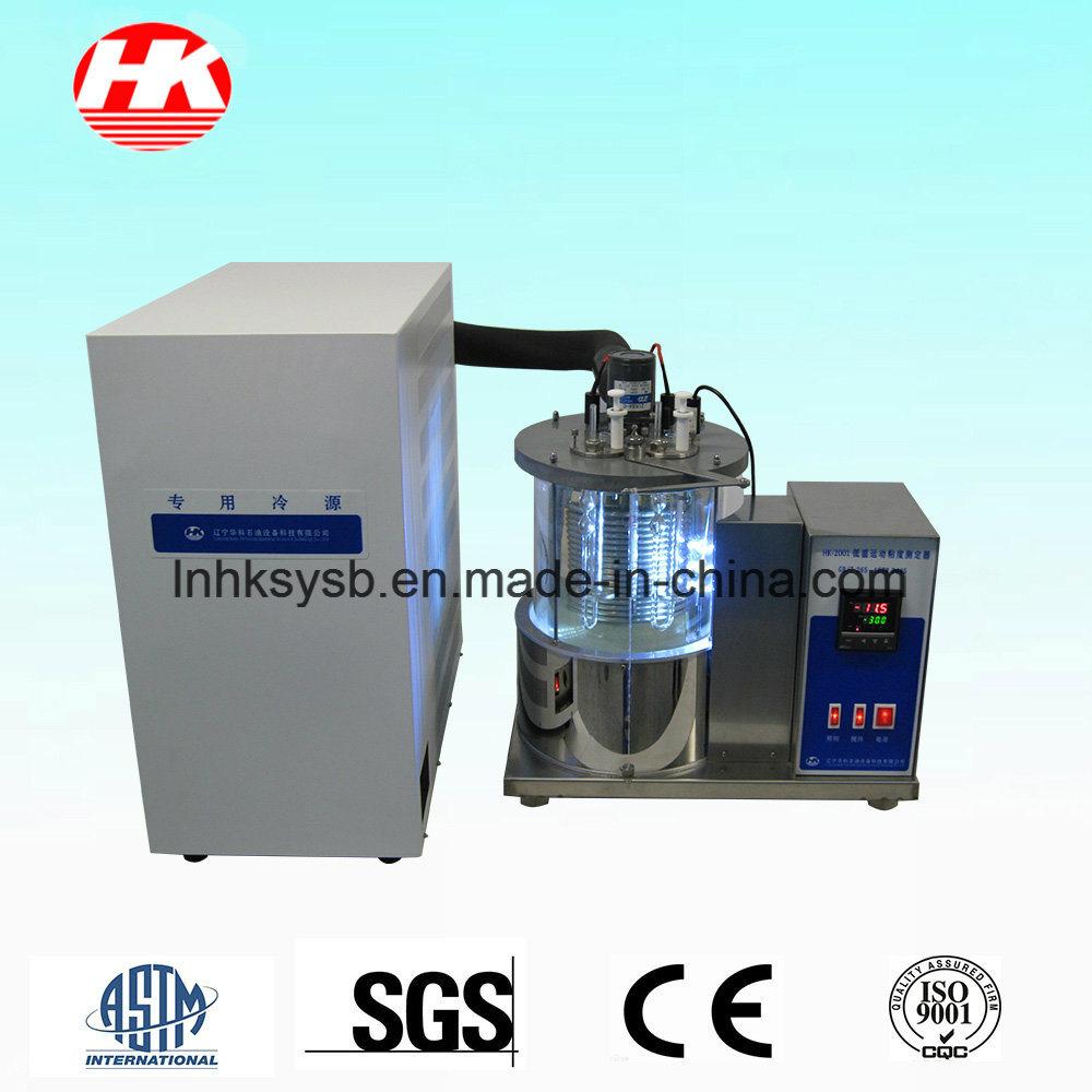 HK-2001 Low Temperature Kinematic Viscometer ASTM D445