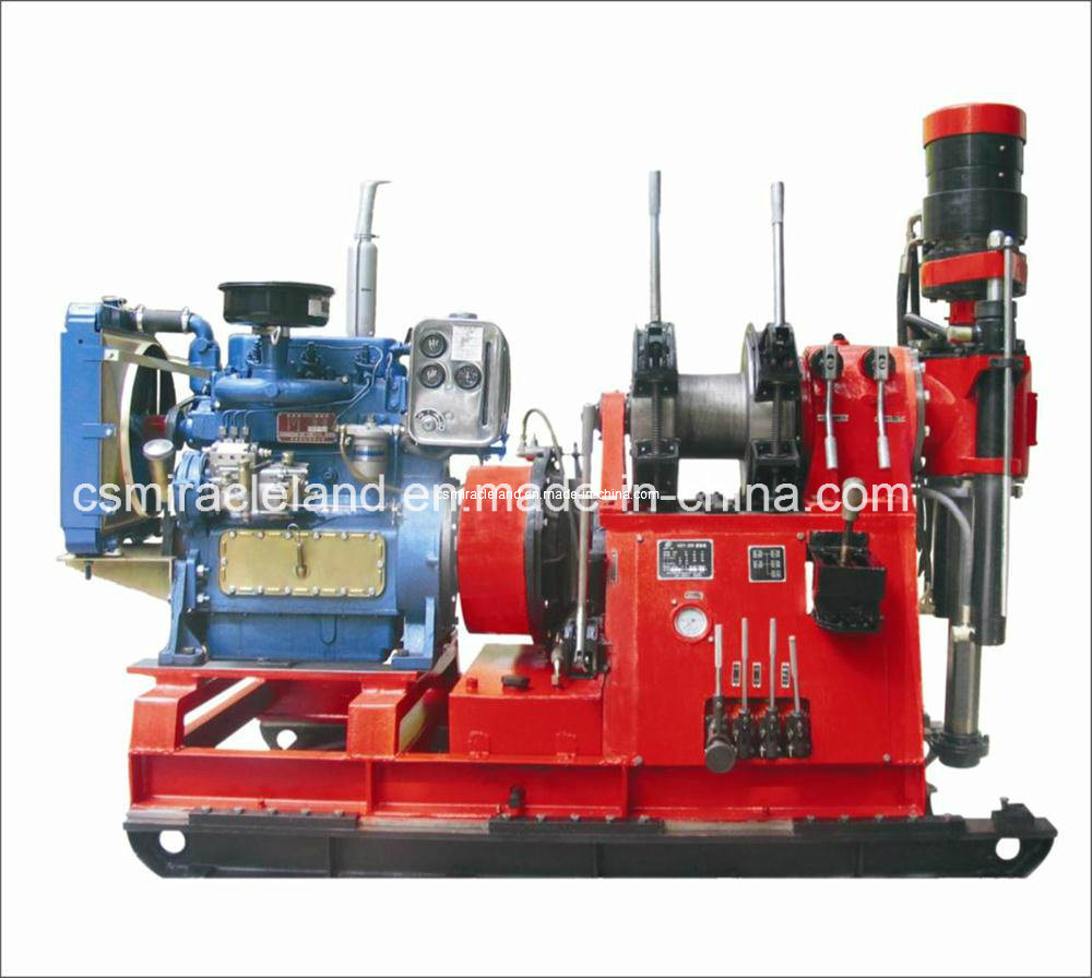 Hydraulic Water Well Drilling Machine (HGY-300)