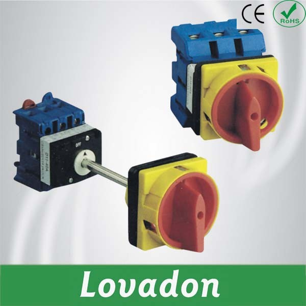 Gld11 Model Universal Changeover Cam Rotary Switch