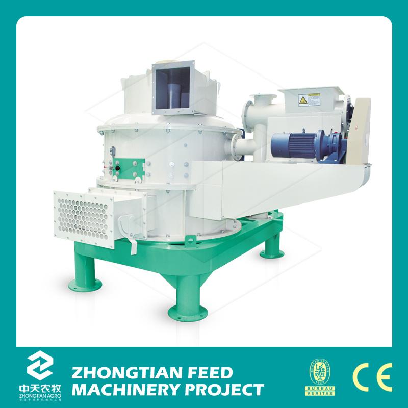 Pulverizer Corn Hammer Mill Machine, Feed Hammer Mill Shredder Swfl Series