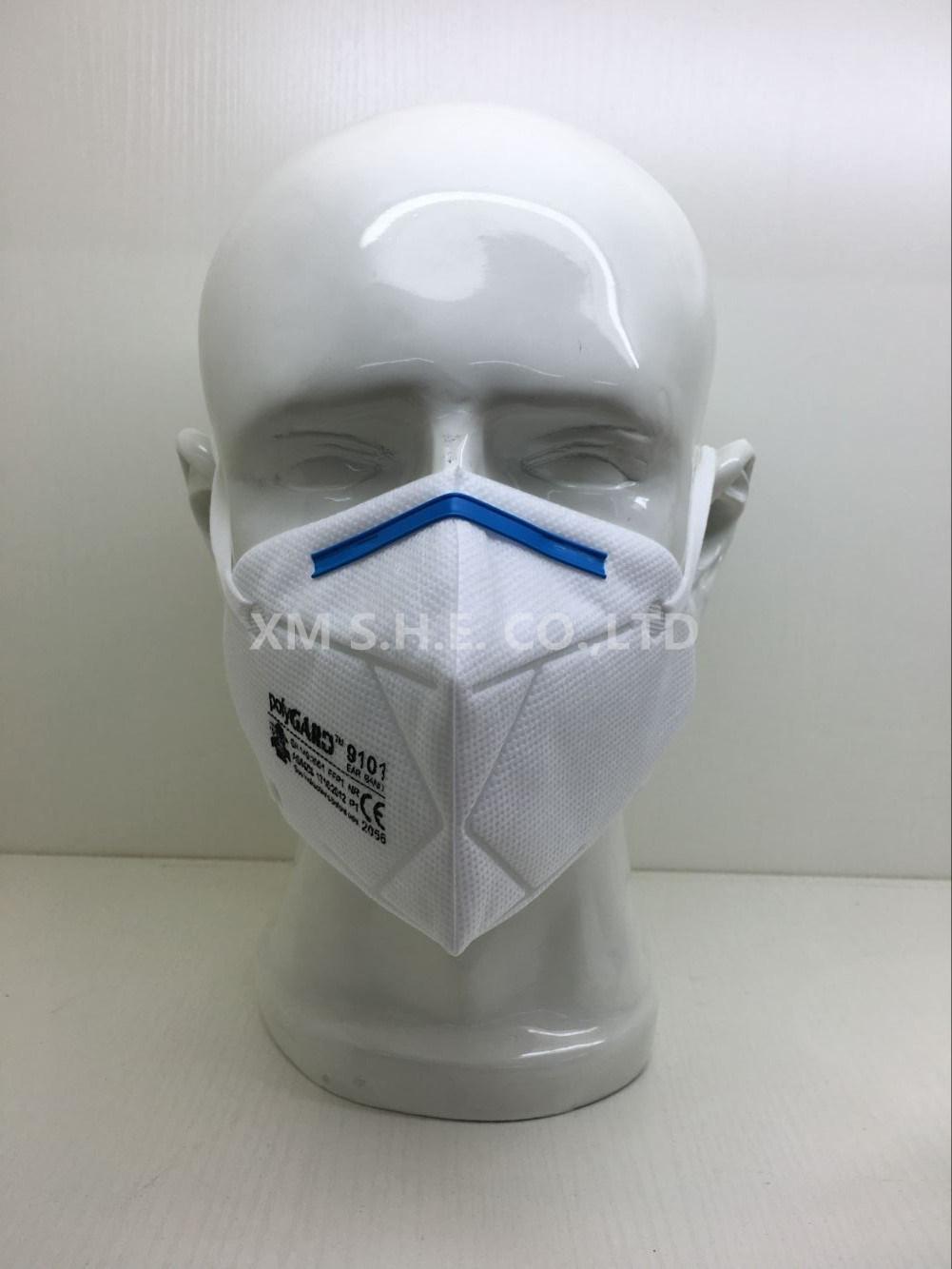 Ffp1 3-Ply Dust Mask (PLG 9101)