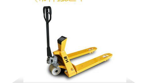 Lonking Big Brand Pallet Truck with Scale for Sale