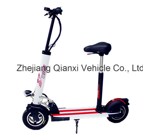 400W Power Brushless Popular Scooter with Classic Design (QX-1001S)