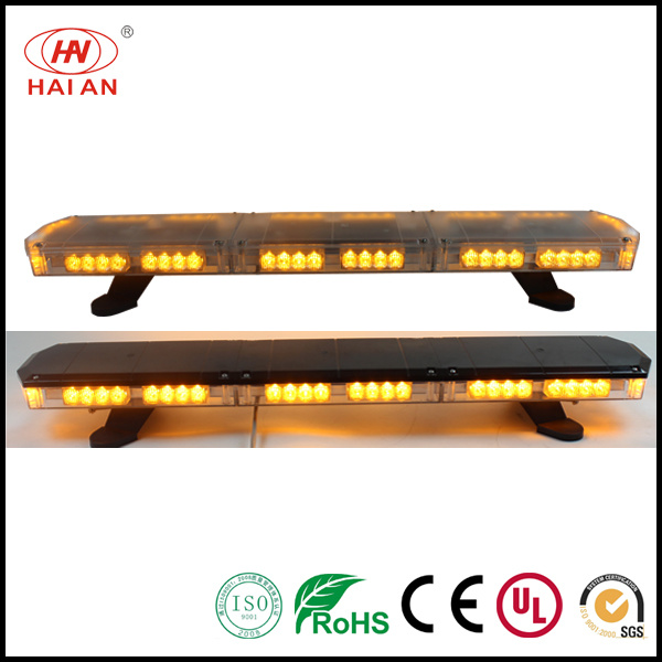China Security LED Warning Strobe Lightbar Police Roof ...