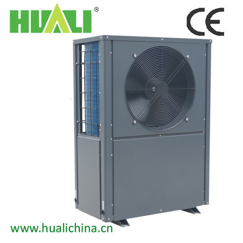 High Cop Air to Water Heat Pump / Air Source Heat Pump for Water Heater