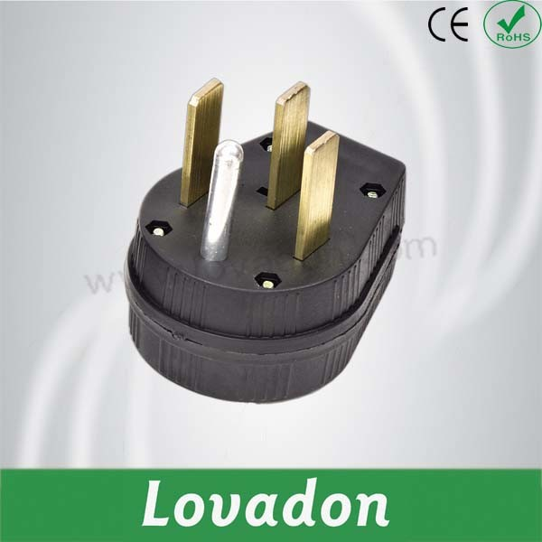 L14-50p American Four Hole Plugs