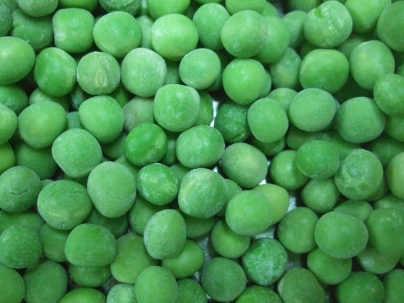 IQF/Frozen Green Peas Pearl Green