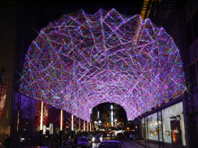 LED String Net Light Wedding Party Window Display Christmas Light