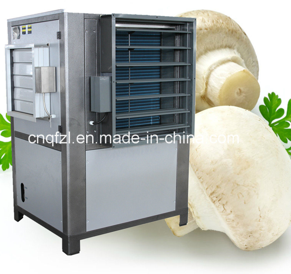 White Button Mushroom Growing Machine for Temperature, CO2, Humidity Control