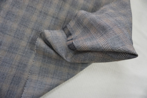 Four Colors Wool Fabric for Suit Tweed