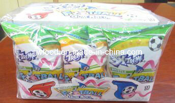 Turbo Bubble Gum Roll Within Whistle Toys for Poland