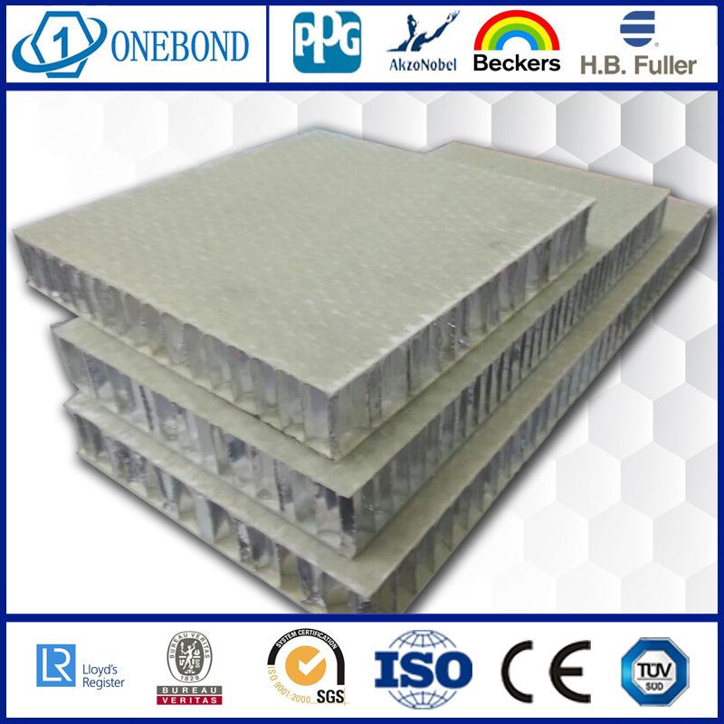 Glass Fiber Honeycomb Panels