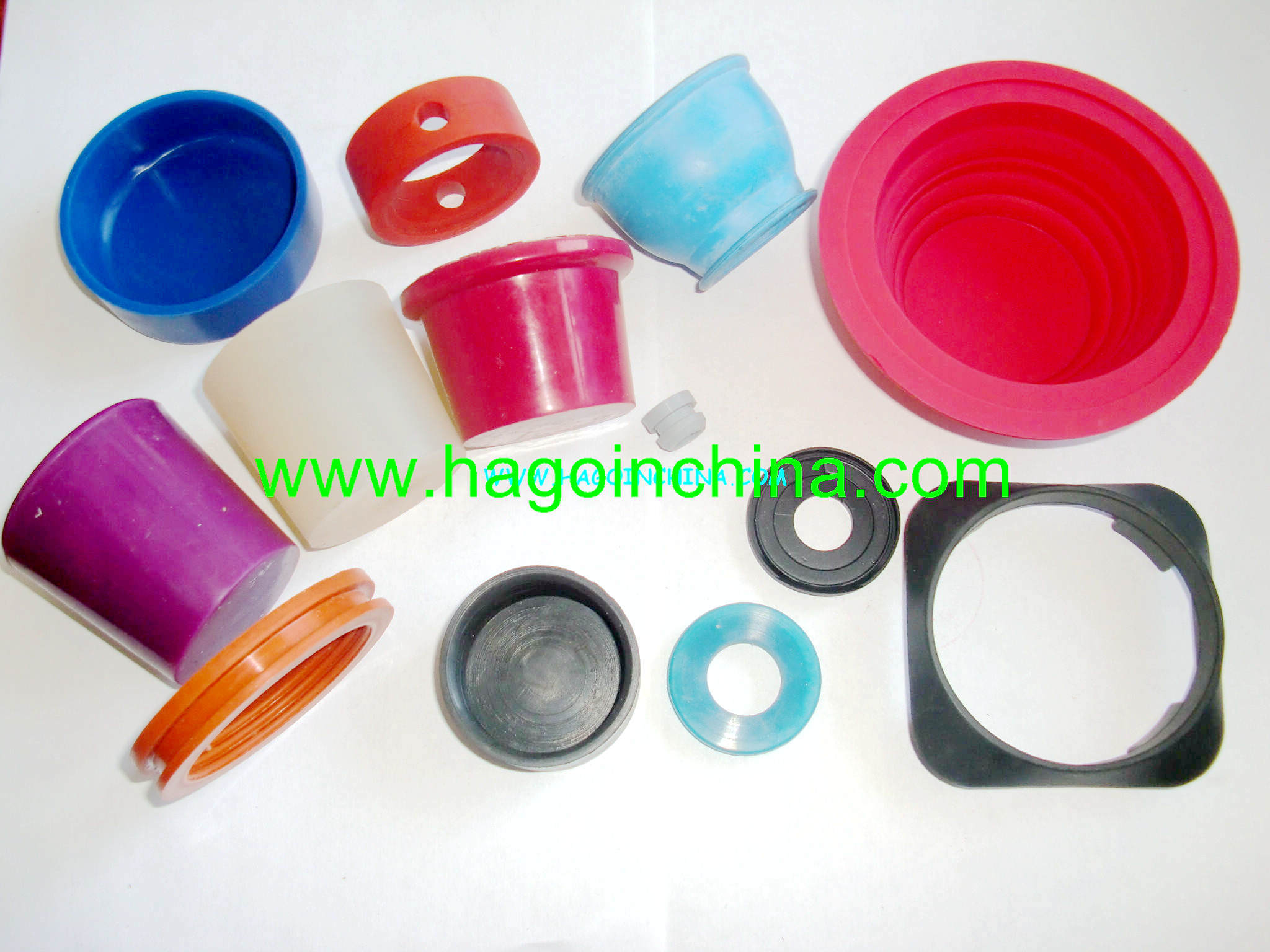 Medical Grade Silicone Rubber Products