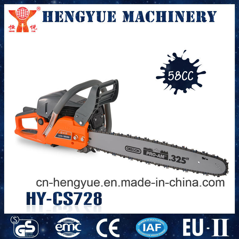 58cc Chain Saw with High Quality