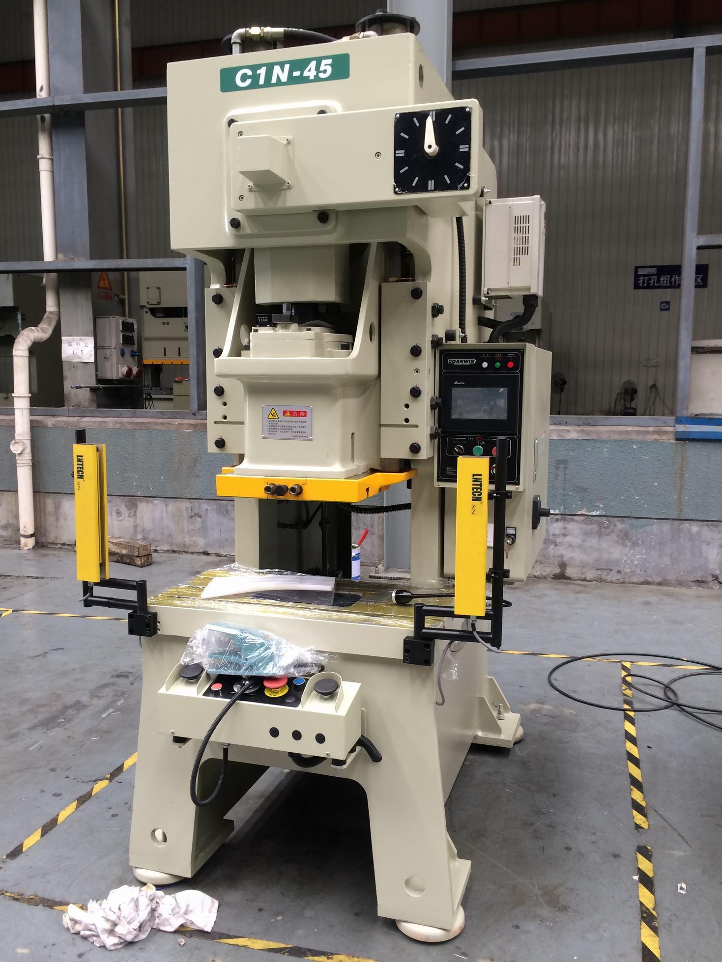 45ton C-Frame Single Point Mechanical Press