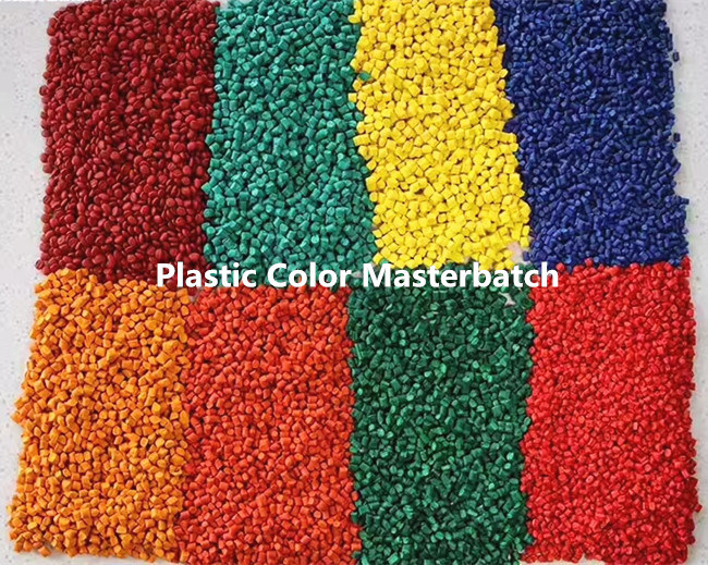 Plastic Color Masterbatch Price PP/PE Recycled Masterbatch Supplier/Manufacturer