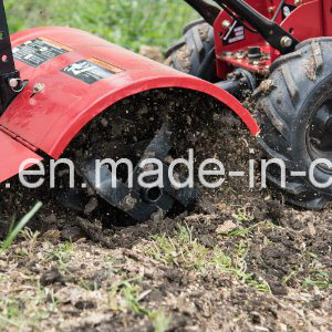 208cc, 7HP 4 Cycle Ohv Engine Tiller Cultivator