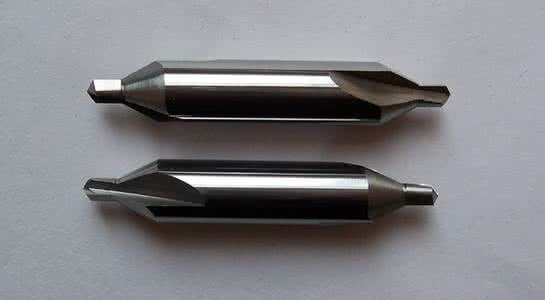 High Speed Steel Metric Center Drills for Drilling