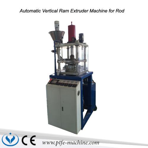 Teflon Rod Automatic RAM Extruder Machine Hx-30lf