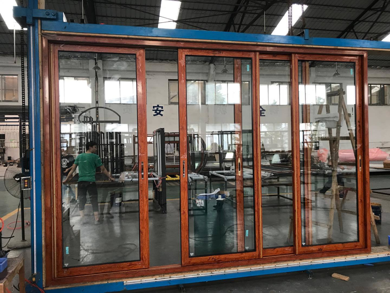 Sliding Door with Single or Double Glazing