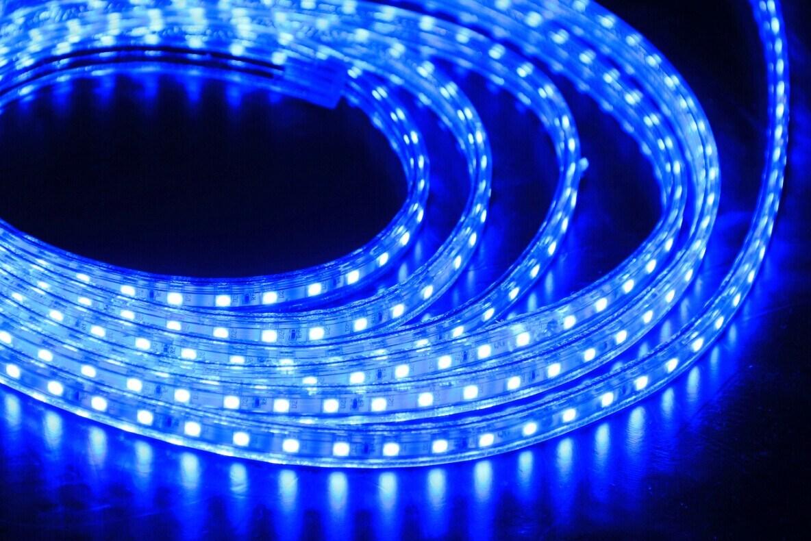 Seal Waterproof SMD5050/3828 White LED Lighting