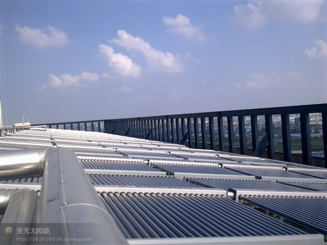 Solar System of Absorption Chiller