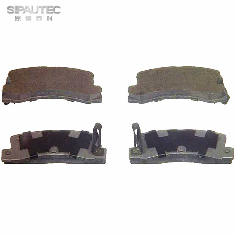 Auto Parts Semi-Metalli Brake Pad (D325) for Lexus Toyota