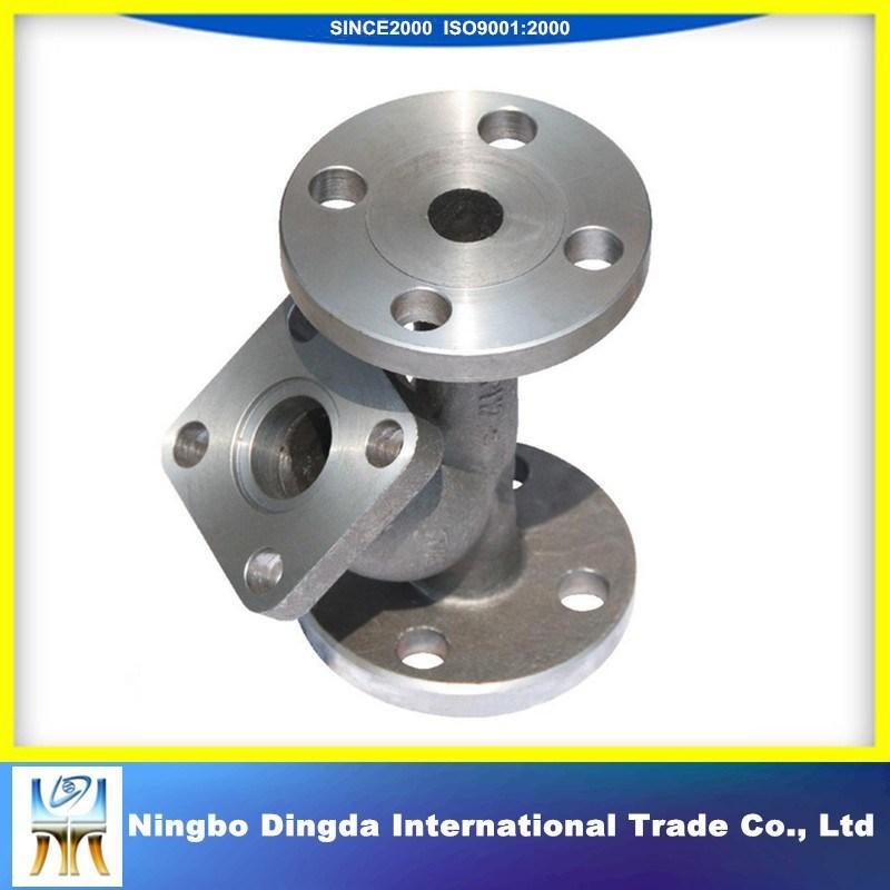 Casting CNC Steel Parts