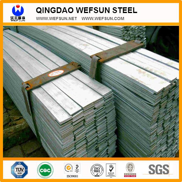 Strong Strength Wide Construction Flat Steel Bar