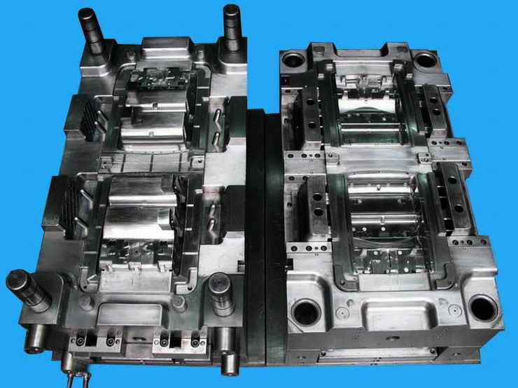 Plastic Injection Mould for Electric Part