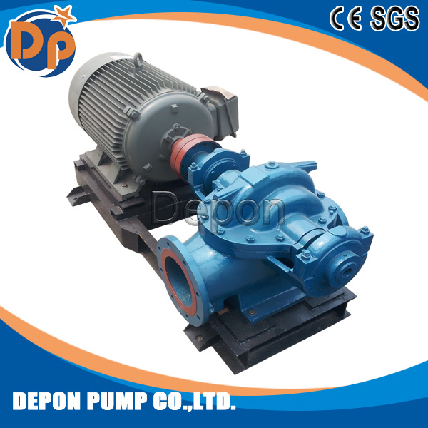 Fire Pump with Jockey Pump and Diesel Engine Water Pump