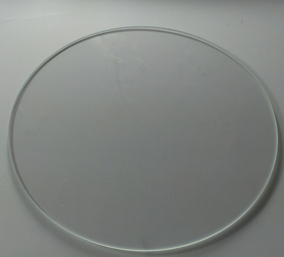 3D Printer Accessory Low Expansion Borosilicate Glass