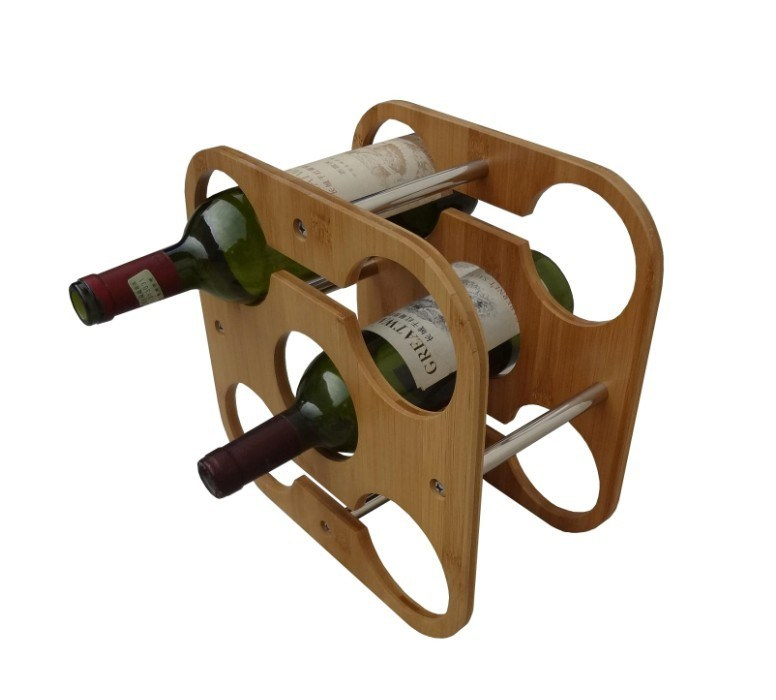 Bamboo Wine Holder Jd Kc019 Photos Pictures