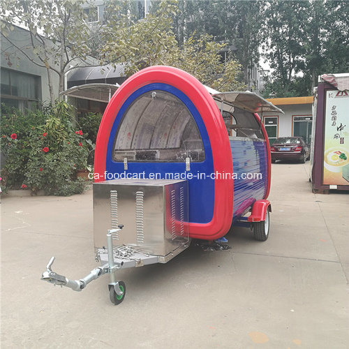 Customized Mobile Food Trailer Bcf-6L