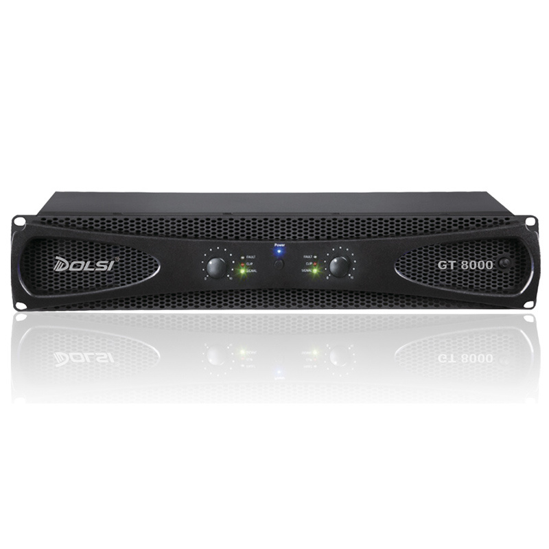 PA System PRO Audio Stereo Speaker Professional Power Amplifier