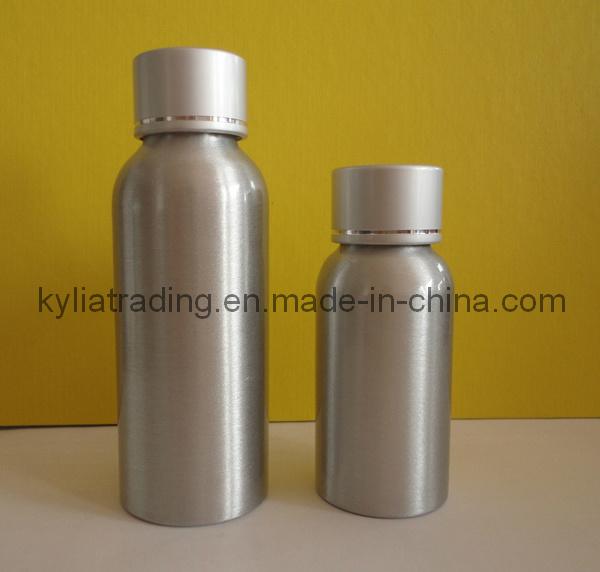 Aluminum Bottle with Screw Cap (KLA-09)