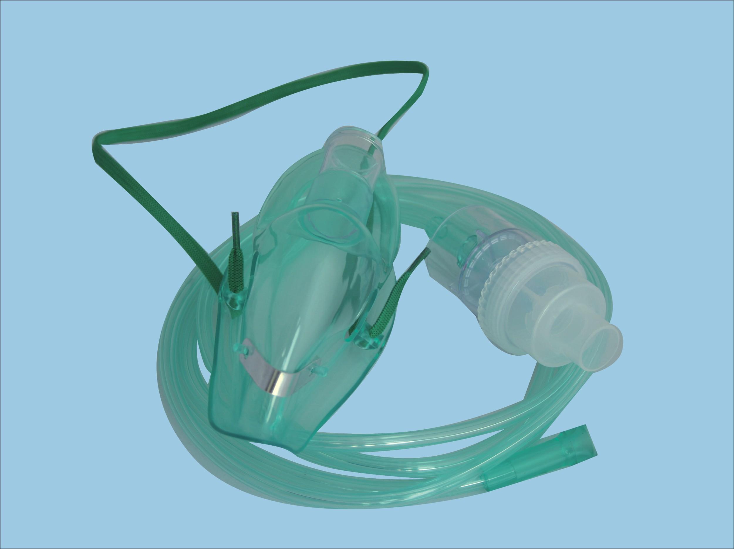 Disposable Medical Nebulizer Oxygen Mask for Adult